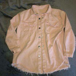 Jackets & Blazers - jean jacket !